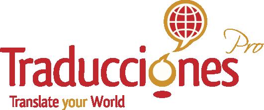 Logotipo Traducciones Pro